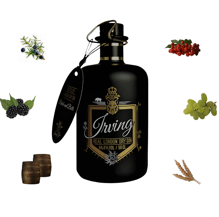Irving Gin Botanicals
