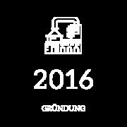 Gründung 2016