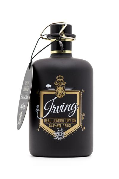 Irving Gin Flasche - 0,5 Liter