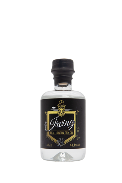 Irving Gin mini - 4cl